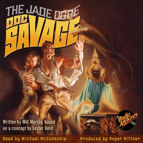Doc Savage: The Jade Ogre Titelbild