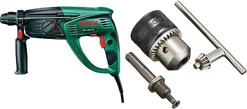 Bosch Home and Garden 0.603.393.000 Martillo perforador 240 V, 720 W + Bosch 2607000982 - Adaptador SDS-plus con portabrocas