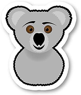 ملصق كوالا أستراليا - 3 عبوات - مجموعة من 2.5 و3 و4 بوصة ملصقات الكمبيوتر المحمول - لأجهزة الكمبيوتر المحمول والهاتف وزجاج...