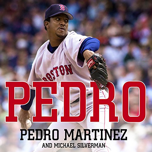Pedro audiobook cover art