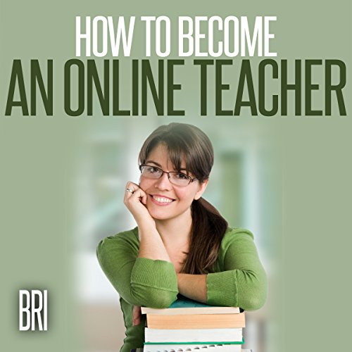 How to Become an Online Teacher audiobook cover art