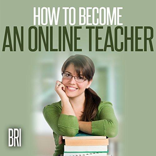 How to Become an Online Teacher cover art