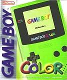 Game Boy - Gerät Color Neongrün