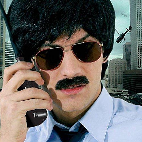 METAMORPH GMBH, Moustache Detective Gris