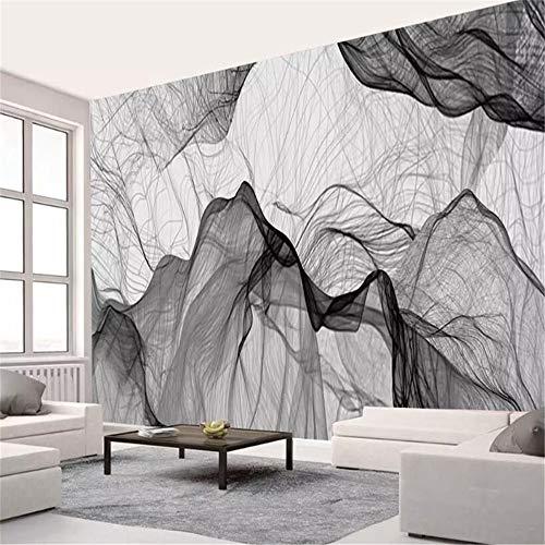 Mural, Papel Tapiz 3D, Papel Tapiz Personalizado, Fondo Blan