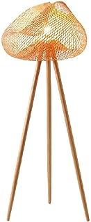 Lampadaire Lampadaire Lampadaire Art nordique tissé à la main Lampe de Sol Salon Salon Lampe de Thé Créatif Simple Vertica...