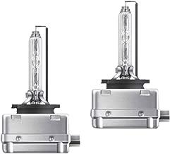 Lumenon HID Xenon Conversion Headlight Replacement Bulbs 1 pair (D1 D1S D1R D1C, 8000k Crystal Blue)