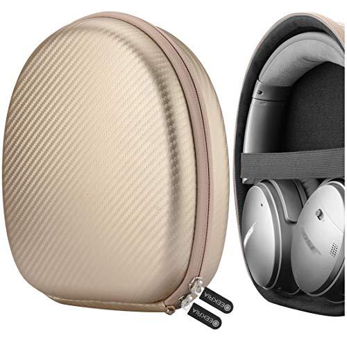 Geekria éétui Rigide pour Casque Bose QuietComfort QC35, QC25, QC15, NC 700, SoundLink, SoundTrue AE, AE2, AE2I, AE2W Headphone, étui Housse de Transport