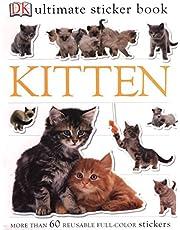 Ultimate Sticker Book: Kitten: More Than 60 Reusable Full-Color Stickers [With Stickers] (Ultimate Sticker Books)