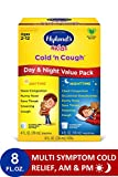 Hyland's Cold and Cough 4 Kids, Day and Night Value Pack, Cough Syrup Medicine...