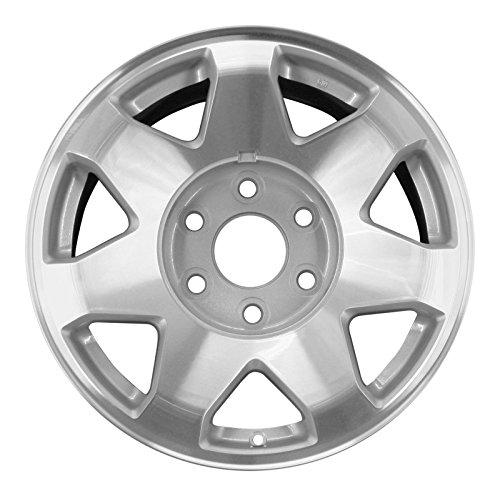 Auto Rim Shop - New Reconditioned 17' OEM Wheel for Cadillac Escalade ESV EXT, 2002, 2003, 2004, 2005, 2006