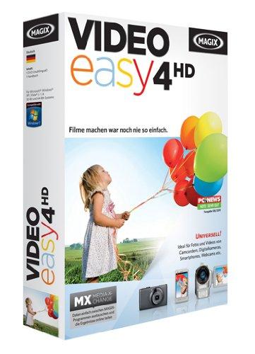 MAGIX Video easy 4 HD [import allemand]