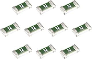 uxcell One Time 1206 SMD Fuse Surface Mount Chip Slow Blow Time Delay 72V 2A 20pcs