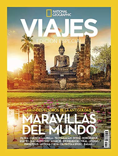 Extra National Geographic Viajes. Nº 12 Marzo.