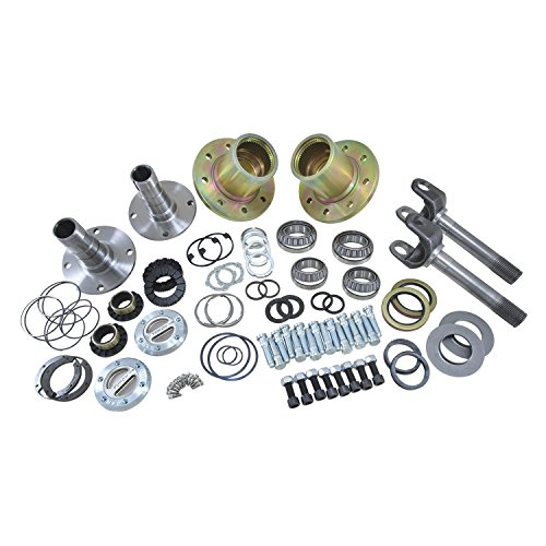 Yukon (YA WU-03) Spin Free Locking Hub Conversion Kit for Dodge Dana 60 Differential