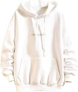 Vickyleb Mens Hoodie Pullover,Men's Lightweight Hooded Fleece Pullover Sweatshirt Long Sleeve Athletic Hoodie with Pockets