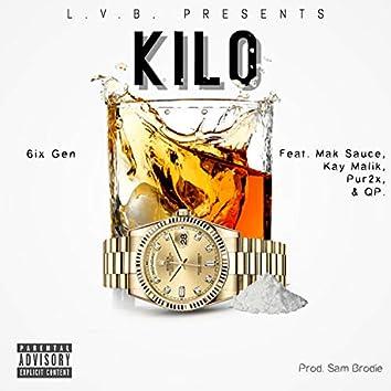 Kilo (feat. Kay Malik, QP, Pur2x & Mak Sauce)