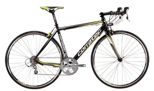 Corratec Fahrrad Dolomiti Tiagra Comp, Schwarz/Weiß/Grün, XL, BK17058-00XL SCW