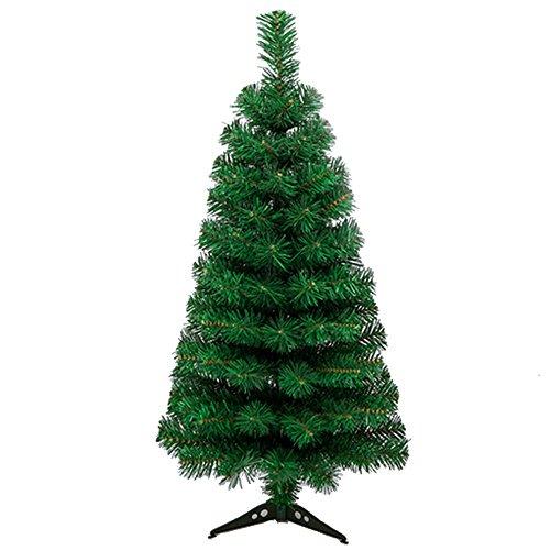 AMhomely Christmas Decorations Sale,Mini Christmas Tree 60cm Desktop Encryption Christmas Tree Merry Christmas Decorative Xmas Decor Ornaments Party Decor Gifts for Kids and Adults