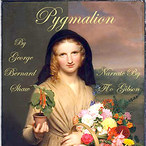 Pygmalion Audiobook By George Bernard Shaw cover art