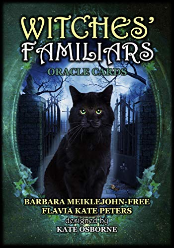 Meiklejohn-Free, B: Witches' Familiars Oracle Cards