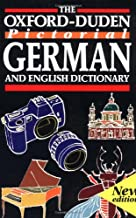 The Oxford-Duden Pictorial German and English Dictionary (English and German Edition)