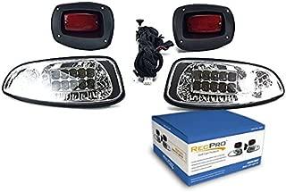RecPro EZGO RXV Golf CART All LED Light KIT 2008-2015