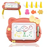 St !GIANTMAN Toddler Toys Doodle Drawing Board for Kids Toys, Magnetic Writing Graffiti Sketching Pad Kids Gifts for Age 3+ Year Old Girl and Boy