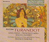 Turandot-Complete Opera