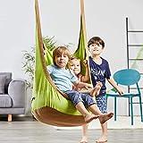 happypie Rana appesa Pod Swing Seat Indoor e Outdoor Amaca per Bambini da Adulto