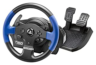 Thrustmaster T150 Force Feedback volant Force Feedback 1080° compatible PC / PS4 / PS3 (B014XZ85F4) | Amazon price tracker / tracking, Amazon price history charts, Amazon price watches, Amazon price drop alerts