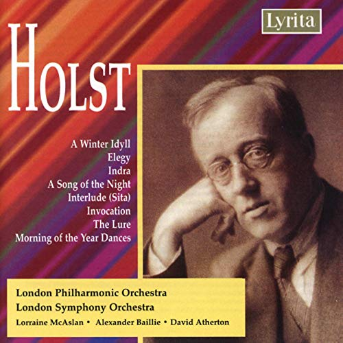Winter Idyll & Other Orchestral Works