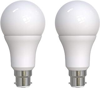 UMi Bombillas LED, 15 W, Blanco cálido (2700 K), Paquete de 2