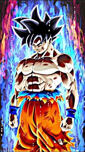 Rompecabezas de Ball Dragon para Adultos 300-1500 Pieza Son Goku,C,500