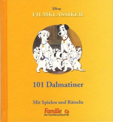 101 Dalmatiner - Disney Filmklassiker - Mit Spielen und Rätseln