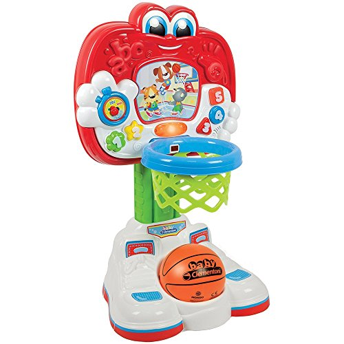 Clementoni - 69500.3 - Kids basketball panier