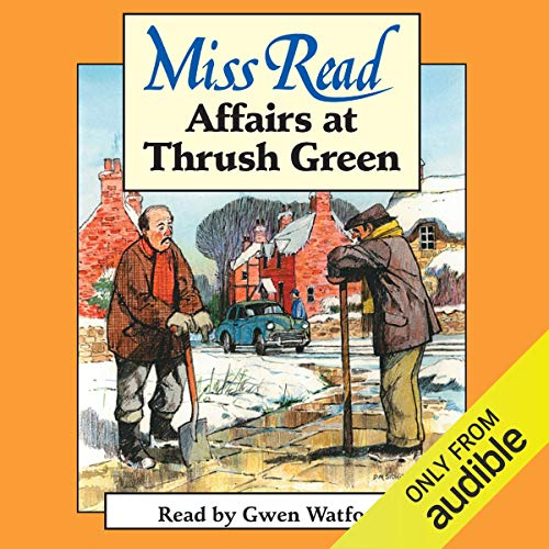 Affairs at Thrush Green audiobook cover art