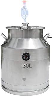 LTLWSH 30 L en acier inoxydable fermenteur à vin pour brassage maison