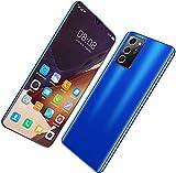 Outskirts Smartphone Senza SIM, Smartphone Note60pro, Schermo Grande ad Alta Definizione da 7,1 Pollici IP68 / 12 GB + 512 GB, riconoscimento facciale/OTG/GPS/FM, Telefono Cellulare Economico
