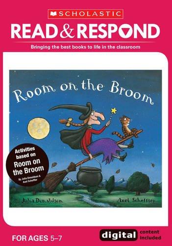 Evans, J: Room on the Broom (Read & Respond)