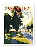 Pacifica Island Art Poster, Motiv Versailles, France -