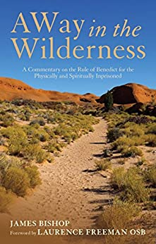 A Way in the Wilderness: A Commentary on the Rule of Benedict For The Physically And Spiritually Imprisoned by [James Bishop]