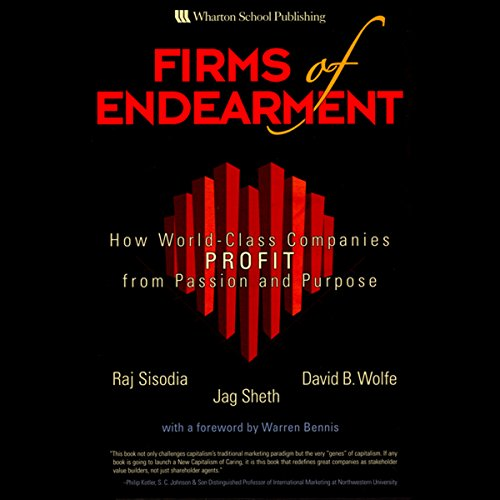 Firms of Endearment audiobook cover art