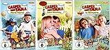 3 DVDs - Casper und Emma (fahren Fahrrad, feiern Geburtstag, im Kindergarten) im Set - Deutsche Originalware [3 DVDs]