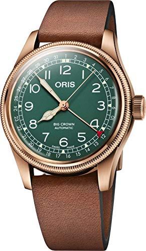 Oris Big Crown Pointer Date 80th Anniversary Men's Watch 75477413167LS