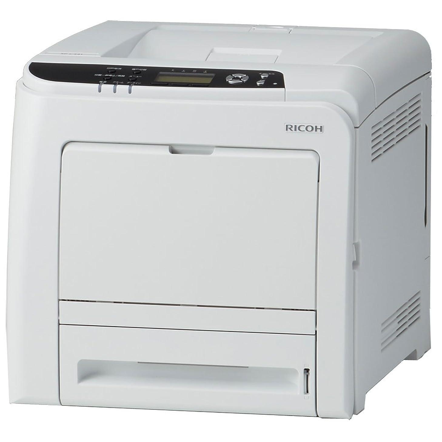 感性リフト抜け目がないリコー 512992 A4カラーレーザープリンター RICOH SP C341