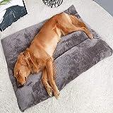 HANHAN - Almohada para perro extra grande y cálida...