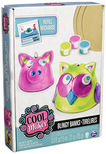 Cool Maker Pottery Cool Hip Holders - Materiales para Kits