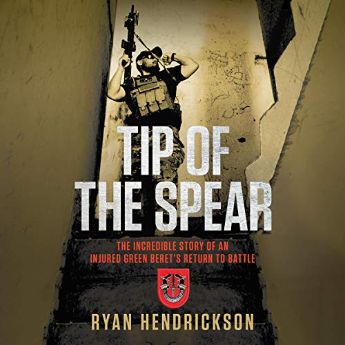 Tip of the Spear cover art