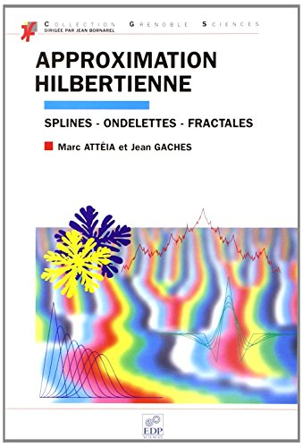 APPROXIMATION HILBERTIENNE. SPLINES-ONDELETTES-FRACTALES (GRENOBLE SCIENC)